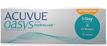 Acuvue Oasys 1-day For Astigmatism With Hydralux