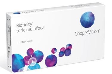 Biofinity Toric Multifocal