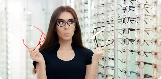 Behöver du glasögon  Testa dig själv 0305b8ab71f91