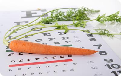 Kost och ögonhälsa