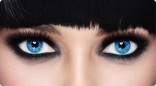 linser för känsliga ögon