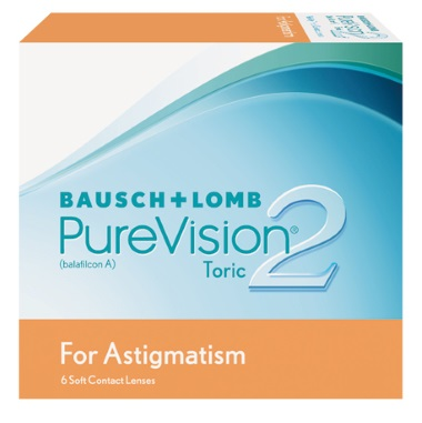 Purevision 2HD for Astigmatism